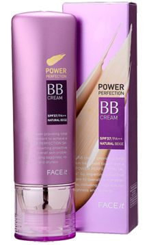 [TheFaceShop] FACE it Power Perfection BB Cream SPF37PA – The Face Shop 40ml