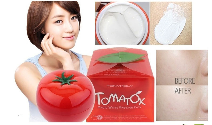 [Tonymoly] Mặt nạ Tomatox magic white massage mask 80g