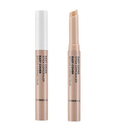 [TheFaceShop] Che khuyết điểm Easy Cover Stick Concealer
