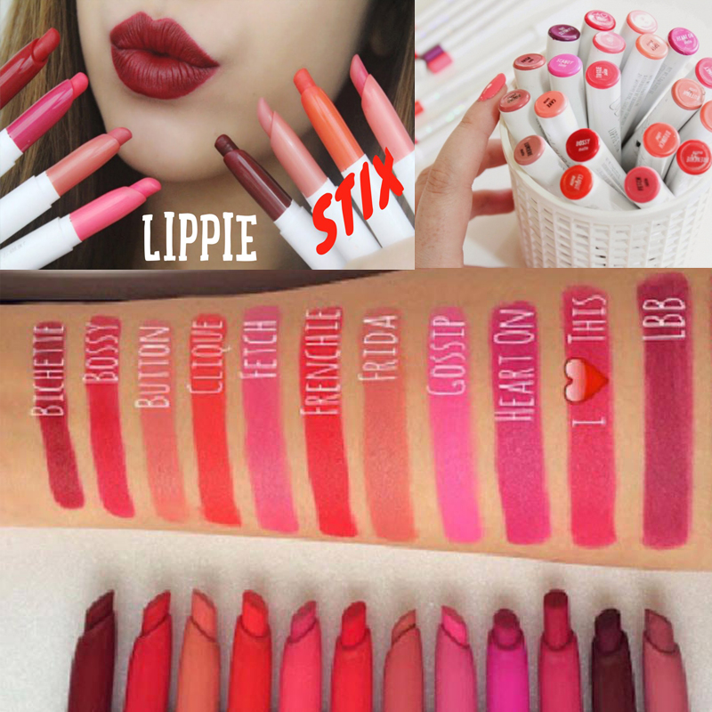 Son thỏi Colour pop lippie stix