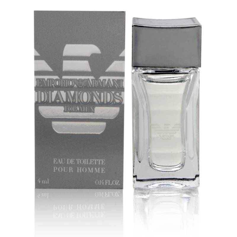 [Giorgio Armani] Nước hoa mini nam Emporio Armani Diamonds EDT 4ml